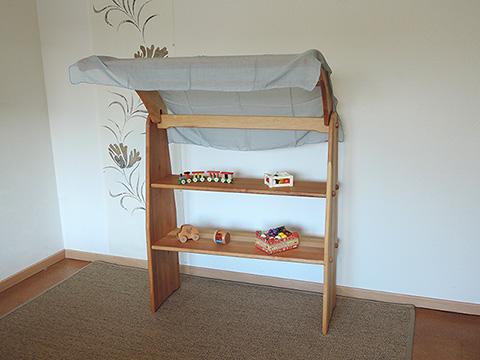 Korio spielregal lina als set biom bel f r das kinderzimmer for Kinderzimmer lina