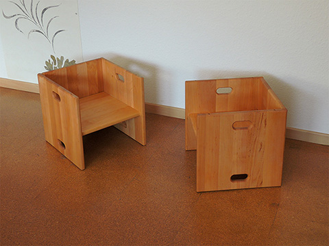 korio zauberstuhl carlo biom bel f r das kinderzimmer. Black Bedroom Furniture Sets. Home Design Ideas